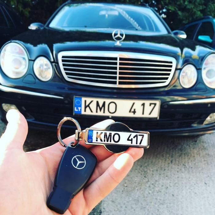 Auto raktų pakabukas